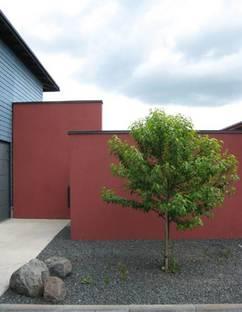 Seniors' social centre in Pukkila, Finland