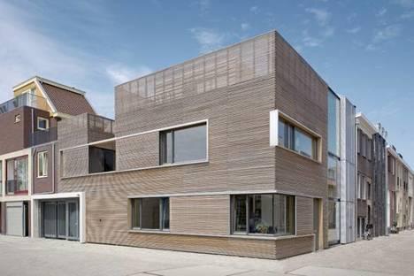 Pasel-Kuenzel home V23K18 Leiden, the Netherlands