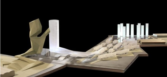 Steven Holl wins in Hangzhou, China