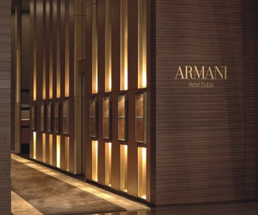 Giorgio Armani inaugurates the Armani Hotel Dubai