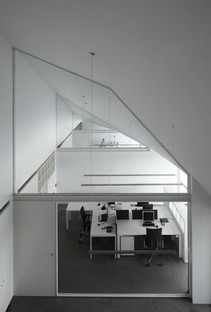 Ferrater - Ayala Nuova Azahar Group offices