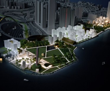 OMA,  West Kowloon Cultural District -  Honk Kong