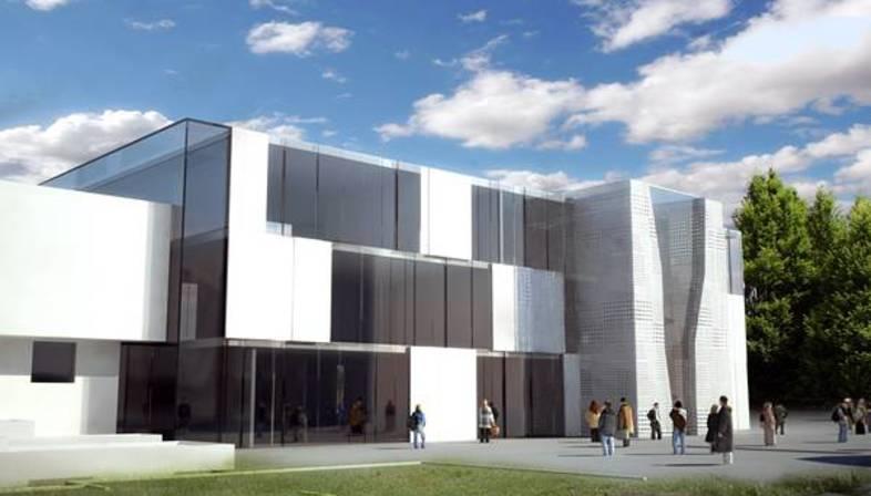 White Active for company Granarolo's new offices
