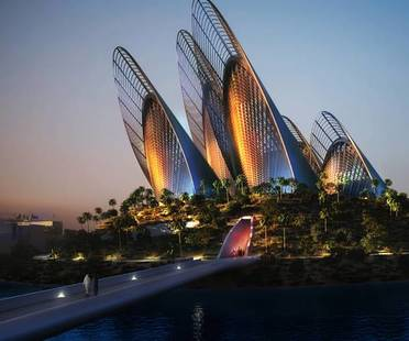 Foster + Partners - Zayed National Museum