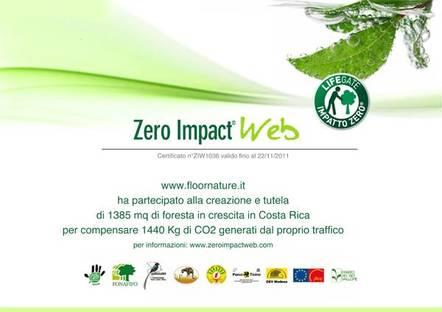 Zero Impact Web