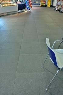 Ariostea tiles for Parma airport
