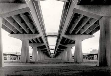 Pier Luigi Nervi, Viaduct in Corso di Francia (Rome). Courtesy of the MAXXI Foundation