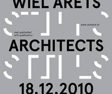 Architecture exhibition: Wiel Arets Architects STILLS