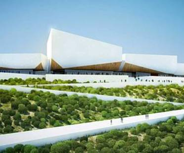 Henning Larsen wins an architecture competition in Nigeria
