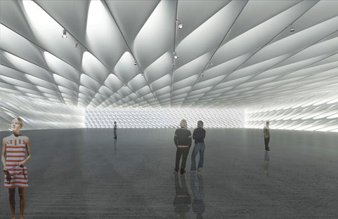 New contemporary art museum in Los Angeles