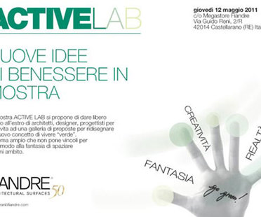 ACTIVE LAB: Fantasy, Creativity, Reality.