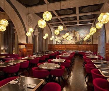 Tom Dixon, Royal Academy of Arts restaurant