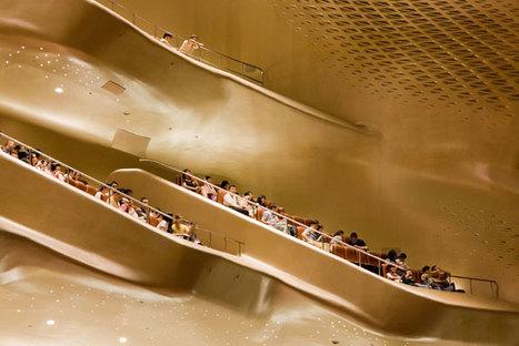Zaha Hadid, Guangzhou Opera, China @ Iwan Baan