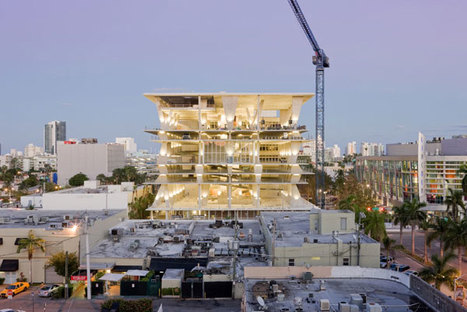 Herzog and de Meuron, 1111 Lincoln Road, USA @ Iwan Baan