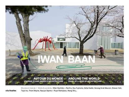 Iwan Baan and architecture photography