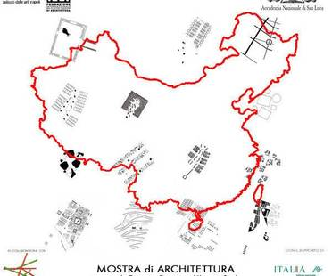 Exhibition: Italian architecture in the Chinese city