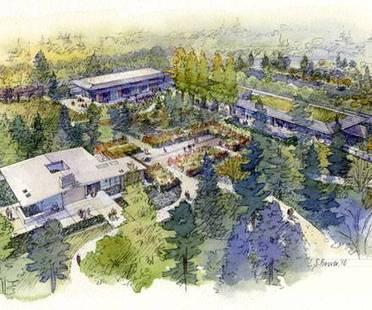 Bellevue Botanical Garden, Olson Kundig Architects