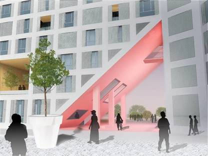 MVRDV starts building the FUTURE TOWERS