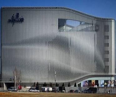 UNStudio completes the Gallery Centercity