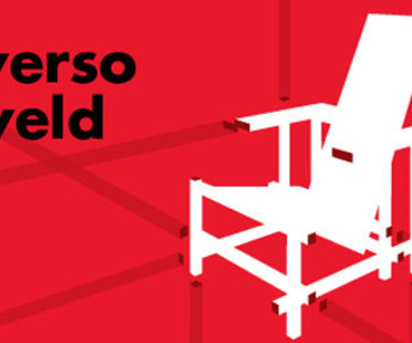 UNIVERSO RIETVELD exhibition at Maxxi in Rome