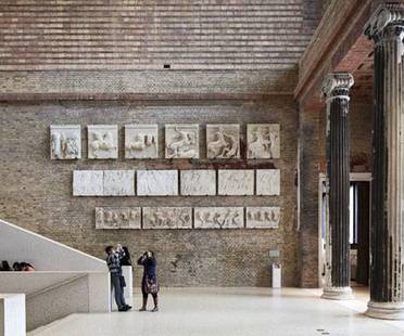 Mies Van der Rohe Award for David Chipperfield