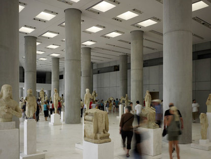 BERNARD TSCHUMI ACROPOLIS MUSEUM ATHENS