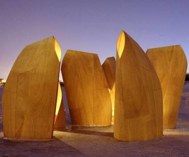 Patkau Architects: Winnipeg Skating Shelters