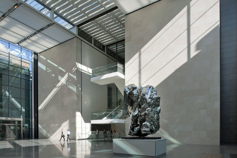 Museum of Fine Arts, Boston @Nigel Young, Foster Partners