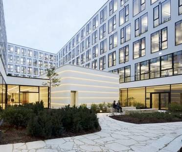GHU architekten and Kindelbacher, office building