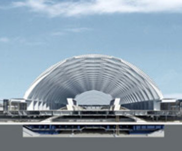 Gmp, Tianjin high-speed railway station
