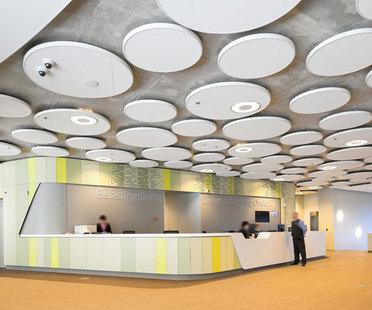 UNStudio, sustainable offices in Groningen