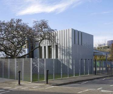 Coffey Architects, library and music room