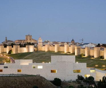 Francisco Mangado Architect Exhibition