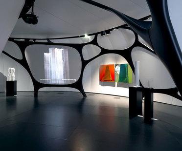 Zaha Hadid Architects, Mobile Art
