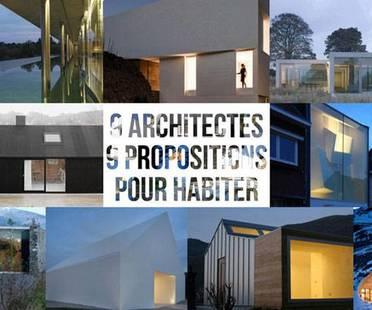exhibition 9 Architectes / 9 propositions pour habiter