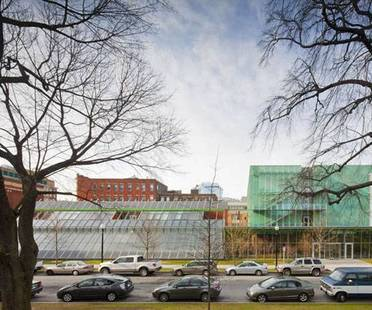 Renzo Piano, extension of Isabella Stewart Gardner Museum