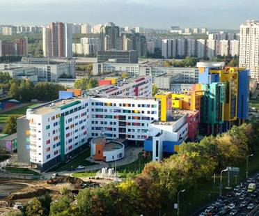 Eiffelgres for Moscow paediatric clinic