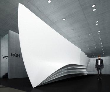 Zaha Hadid, Neil Barrett flagship store