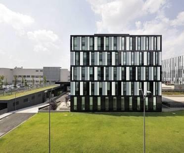 Barreca & La Varra, Building B5, Milan