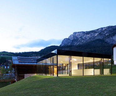 RECENT BUILDINGS IN ALTO ADIGE 2006-2012 exhibition