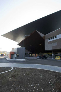 ABDR, new Roma Tiburtina high-speed railway station
