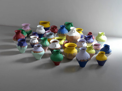 Ai Weiwei exhibition, Milan