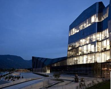 Cino Zucchi + Park Associati, Salewa Headquarters