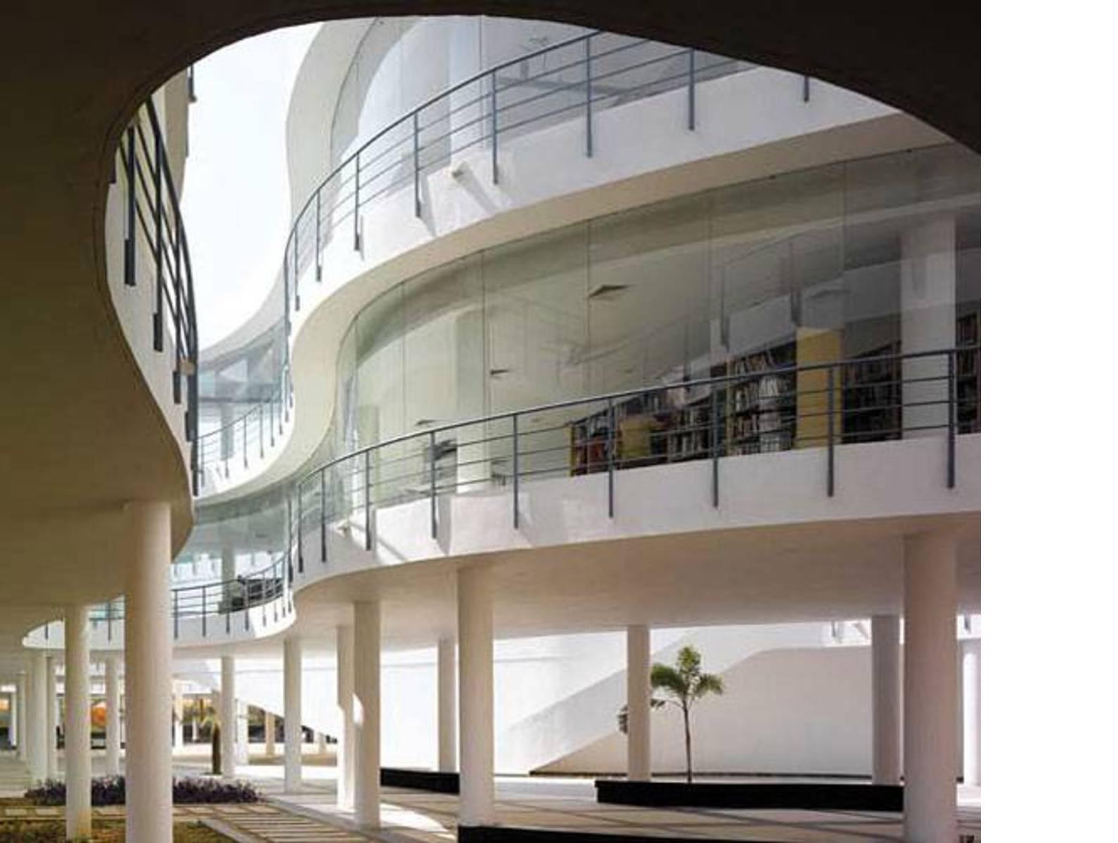 Morphogenesis Pearl Academy Of Fashion Jaipur Floornature