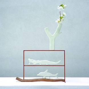 Ceramics by Andrea Branzi exhibition