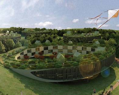 The winners of the first next landmark floornature international contest have been announced