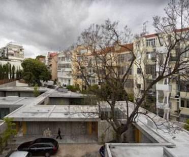 Ricardo Bak Gordon, 2 HOUSES IN SANTA ISABEL, Lisbon