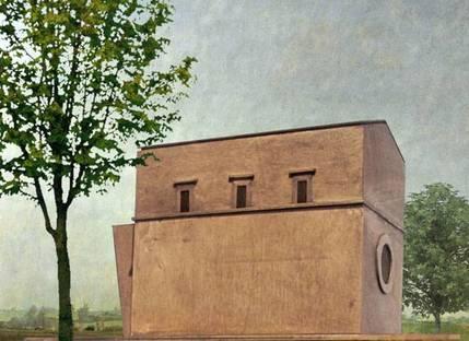 Michele De Lucchi, Chapel of St. James, Fischbachau