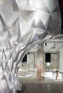 Zaha Hadid at the 13th Venice Architecture Biennale