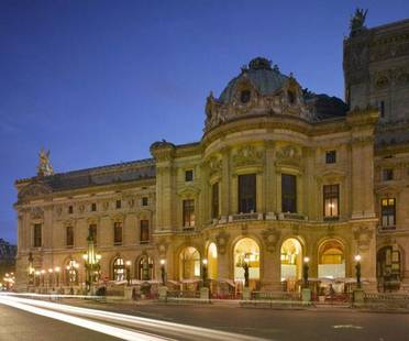 Odile Decq, Phantom restaurant Opéra Garnier